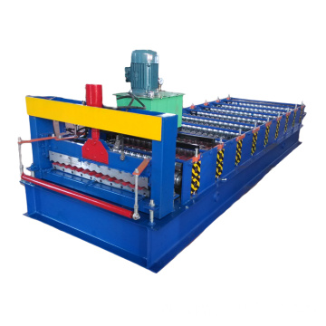Aluminum+Roof+Roll+Forming+Machine